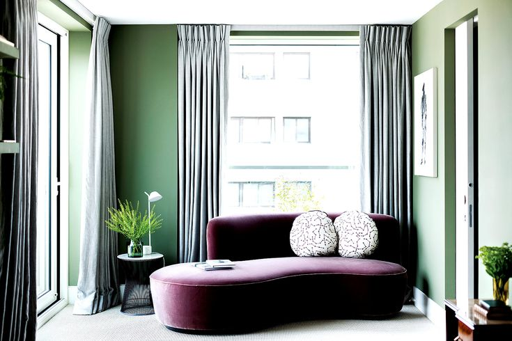 Colores modernos para salas