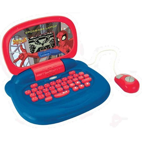 Laptop Spider-Man 24 Activitati
