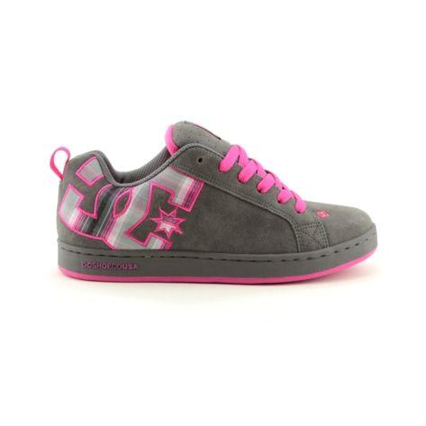 Womens Skateboarding Shoes Cute Pink Camo Skating Shoes