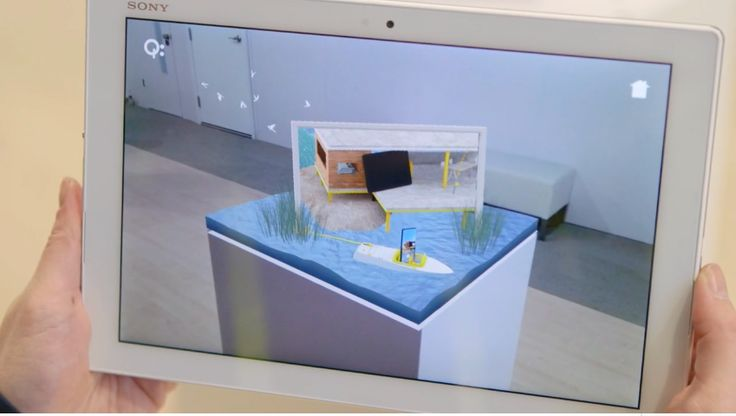 Explore an Invisible Museum in Augmented Reality | The Creators Project