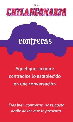 Contreras «El Chilangonario»