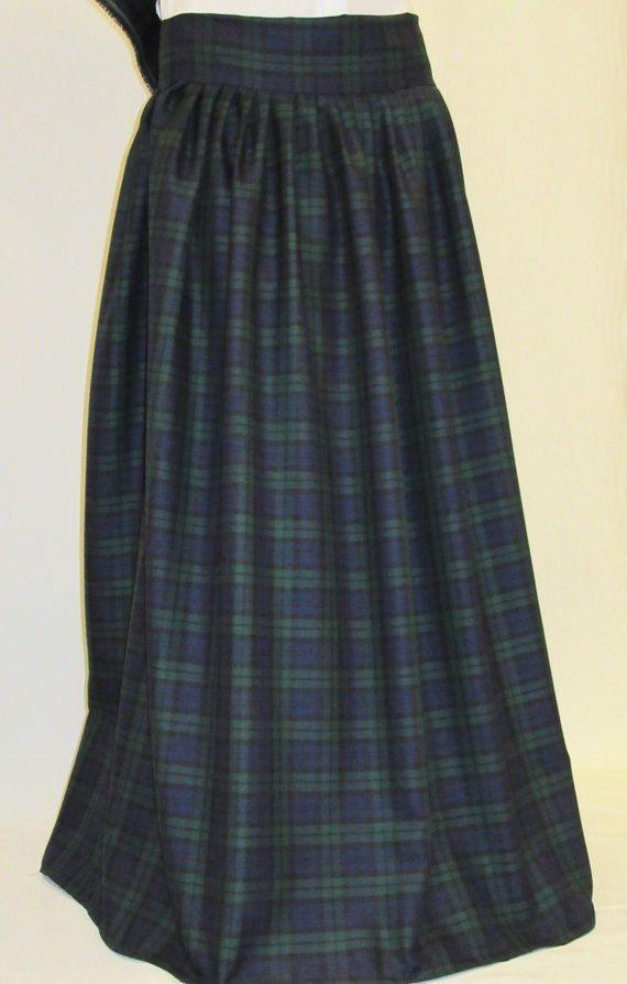 Renaissance Skirt Civil War Skirt Renaissance by SOHOSKIRTS