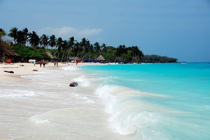 Isla Baru (Cartagena) y sus hermosas playas