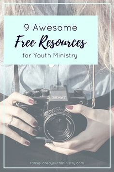 Wingclips, Unsplash, and Pinterest are some of our favourite free resources for Youth Ministry! Find the rest on the blog.