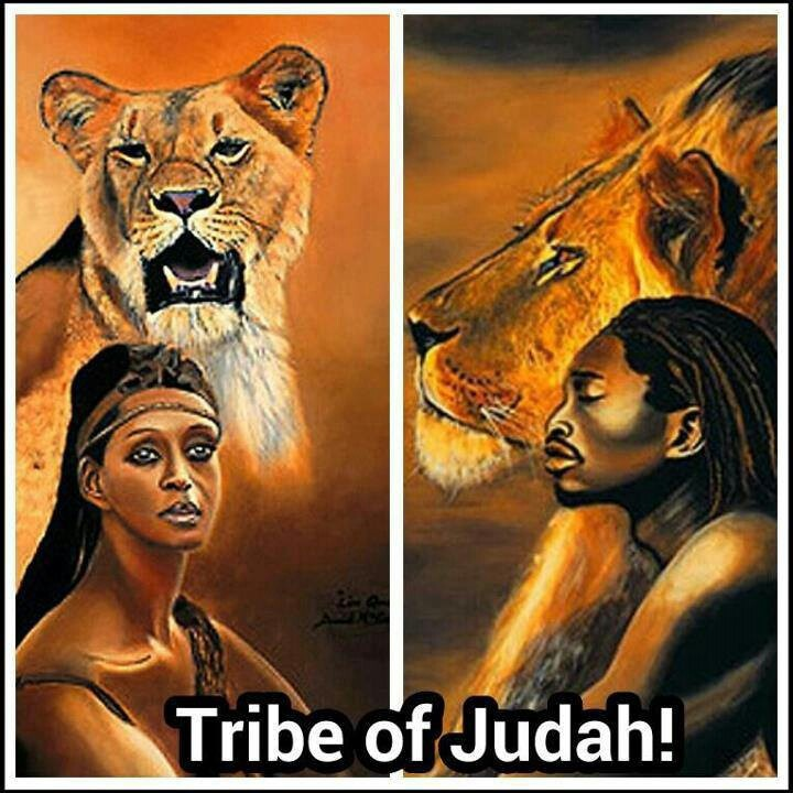 The real israelites are black , not white