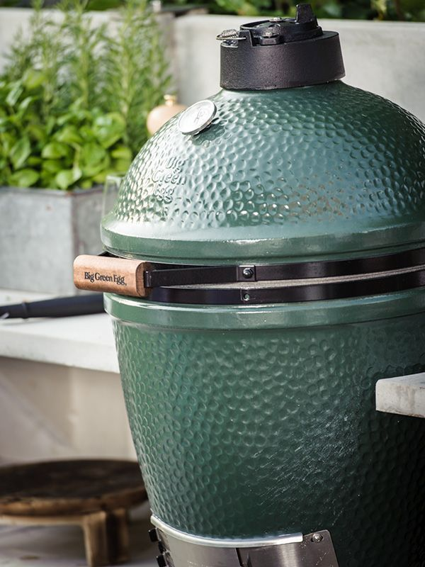 WWOO outdoor kitchen - Big Green Egg Medium