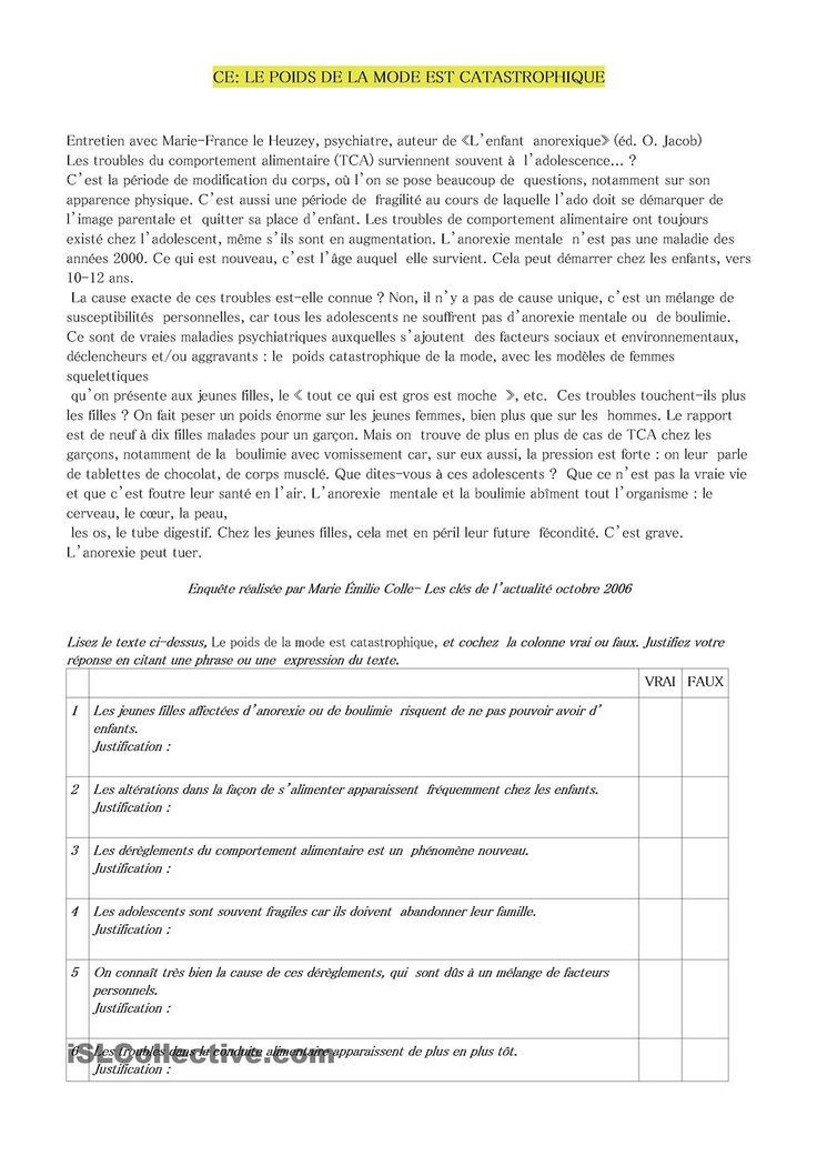 272 best Compréhension images on Pinterest French lessons - Chambre Du Commerce La Roche Sur Yon