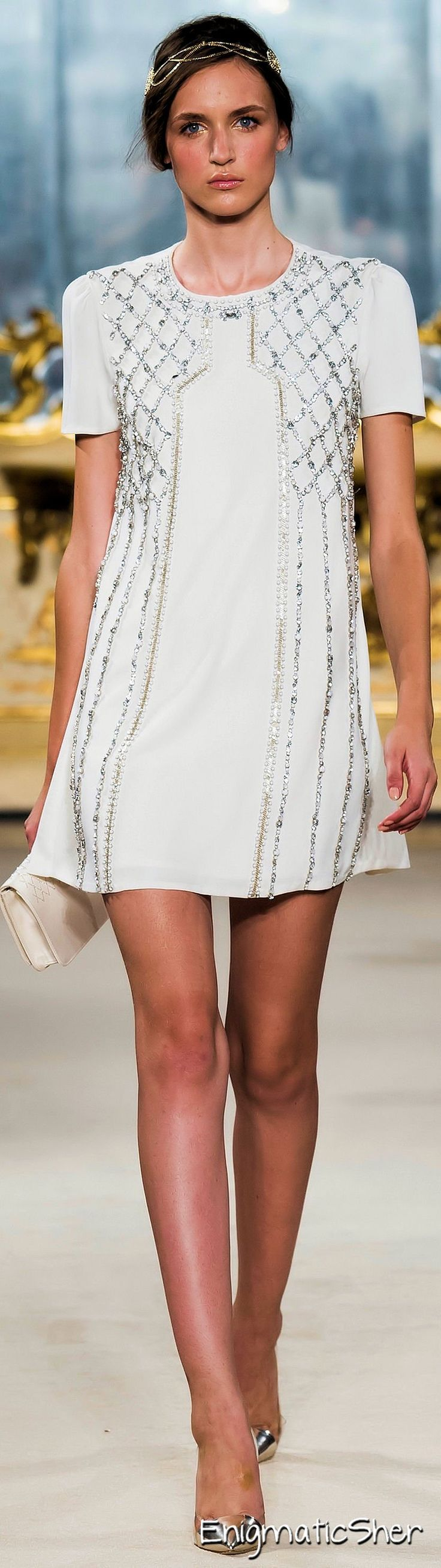 Elisabetta Franchi Spring Summer 2015 Ready-To-Wear