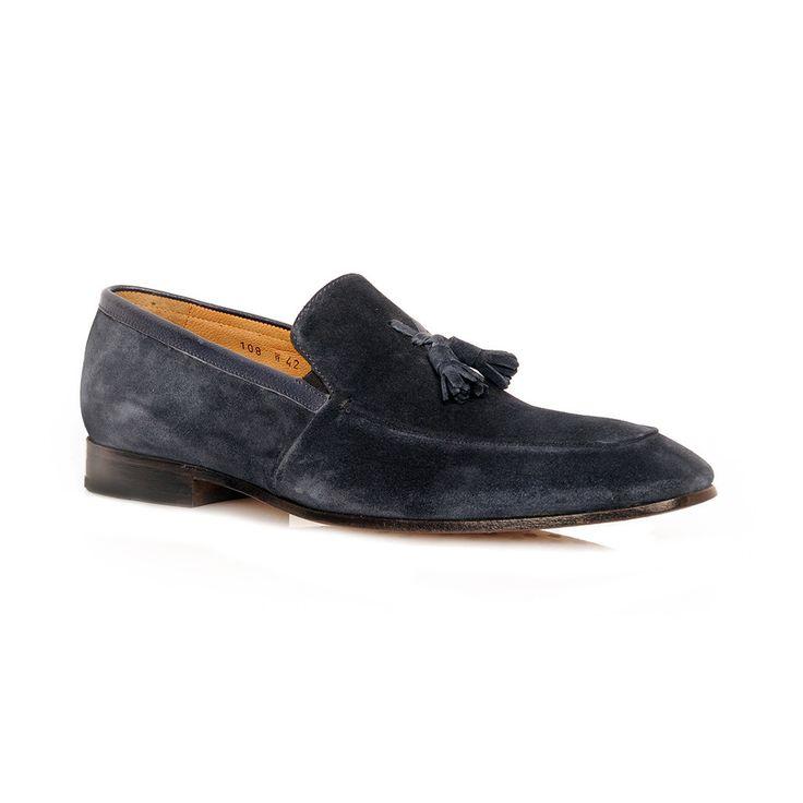 BUB Shoes Loafer Genova Navy Right