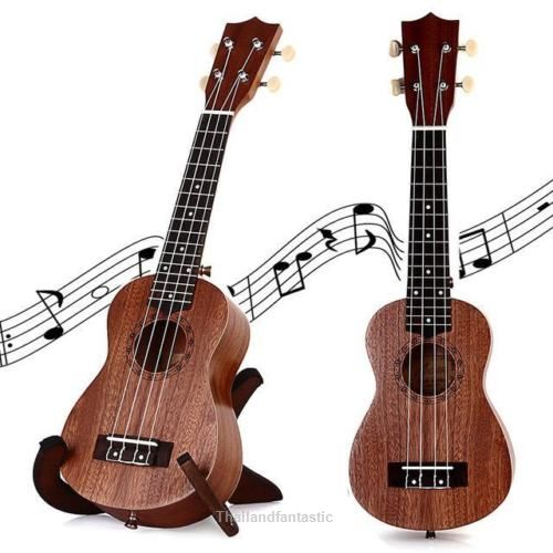 "Brown Musical Instrument Uke Guitar Sapele 15 Frets Hawaiian 21"" Soprano Ukulele  Price:US $30.99  http://www.ebay.com/itm/152086870886  #ebay #Thailandfantastic #Paypal #Musical #Instruments #Gear #String #Folk #Ukuleles #Brown #Uke #Guitar #Sapele #Frets #Hawaiian #Soprano"