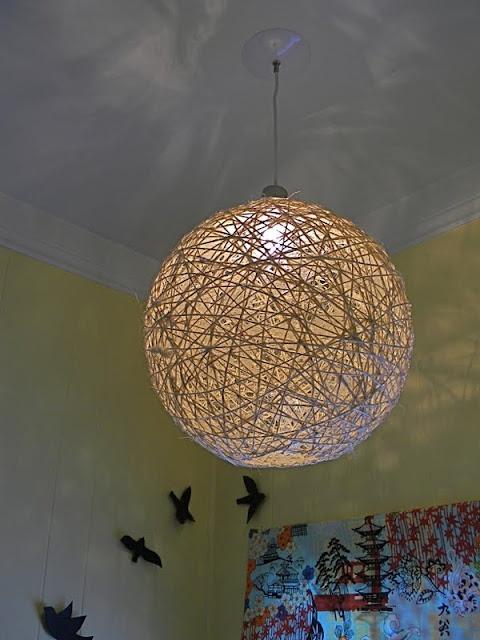 toning flip flops skechers So gorgeous  so easy   twine lamp shade   diy  craft