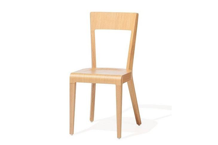 Era 388 - jídelní židle masivní dubová židle