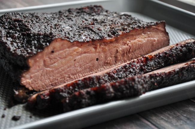 Recipe of the Day: Texas-Style Smoked Brisket