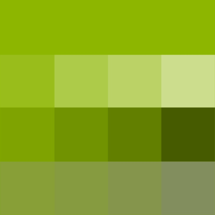 Lime Green Paint Swatch The Image Kid