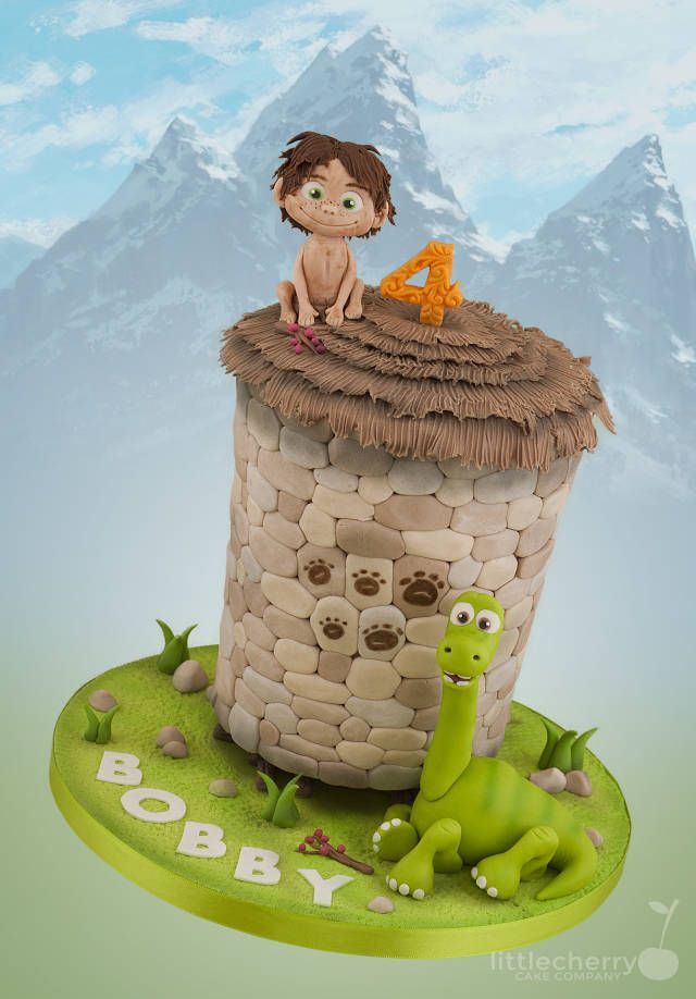 Good Dinosaur Cake Design : 17 Best images about Festa O Bom Dinossauro/The Good ...