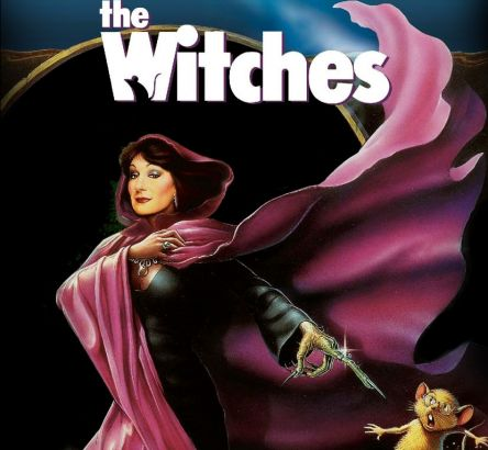 The Witches - Classic Kids Halloween Movie I watched this with my children when they were little.  Now I watch it without them.