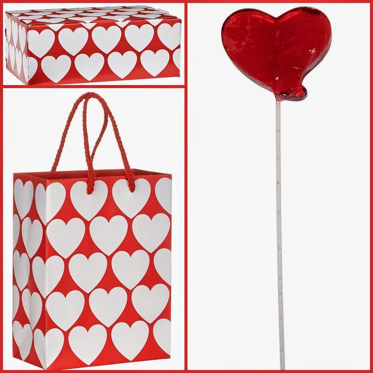 Szívecskés csomagolási ötletek