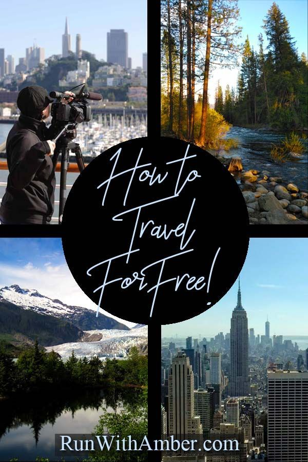 How To Travel For Free In 2020 With Images Travel Travel
