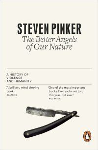 "We've all asked, ""What is the world coming to?"" But we seldom ask, ""How bad was the world in the past?"" In this startling new book, the bestselling cognitive scientist Steven Pinker shows that the world of the past was much worse. In fact, we may be living in the most peaceable era yet. http://www.goodreads.com/book/show/16076785-the-better-angels-of-our-nature"