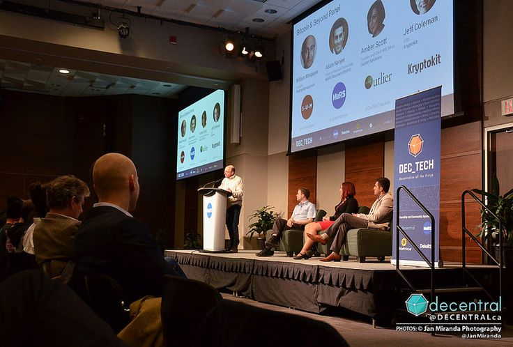 DEC_TECH - #Bitcoin & Beyond w/ panelists @OutlierCanada @technocrypto @adamnanjee