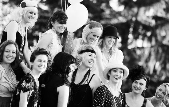 Great Idea for a 30th birthday party...great gatsby (leave the roaring 20's behind)