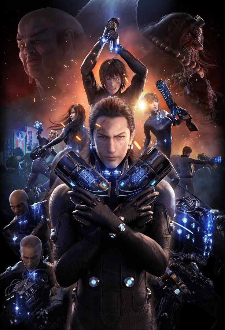 La película de GANTZ:O será lanzada en Blu-ray y DVD el 22 de febrero del 2017.