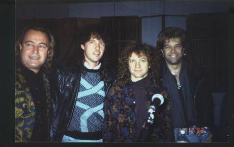Lou Gramm Dec 1992