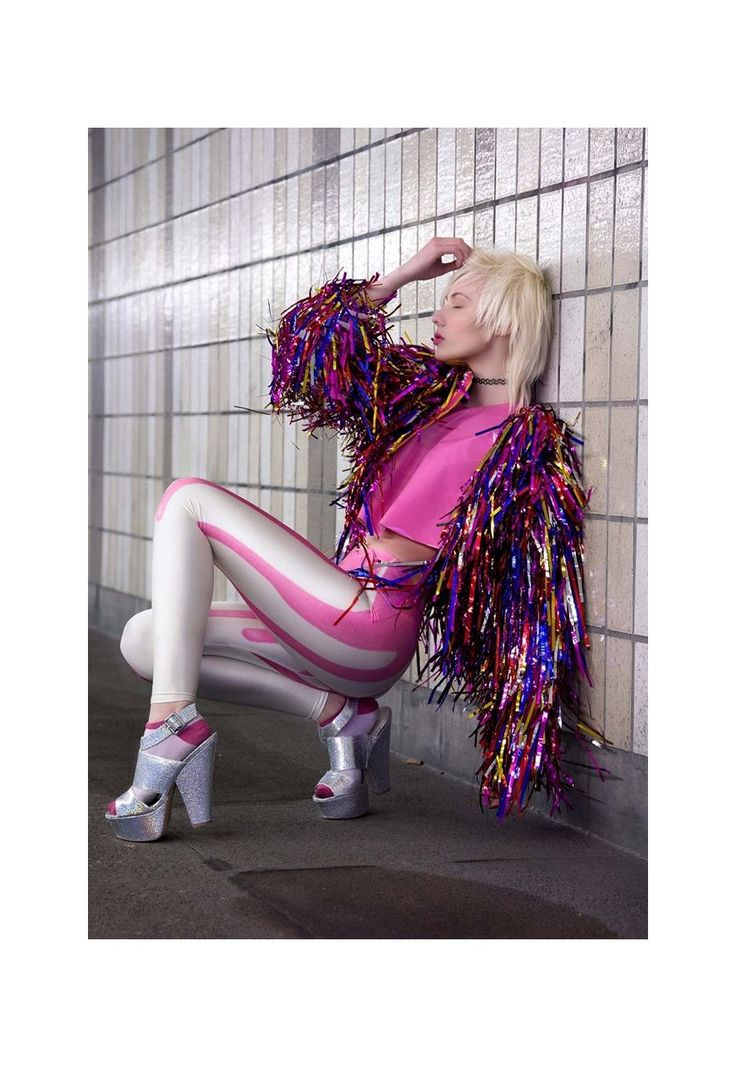 Handmade in the Bottle Blonde studio our Monster jacket is a must have for the avid festival goer! https://marketplace.asos.com/boutique/bottle-blonde