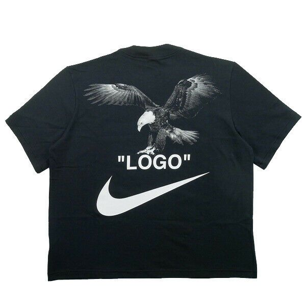 Off White Nike Football Collection Tee T Shirt Black Xs Fashion