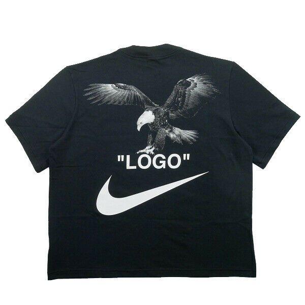 Off White Nike Football Collection Tee T Shirt Black Xs Fashion