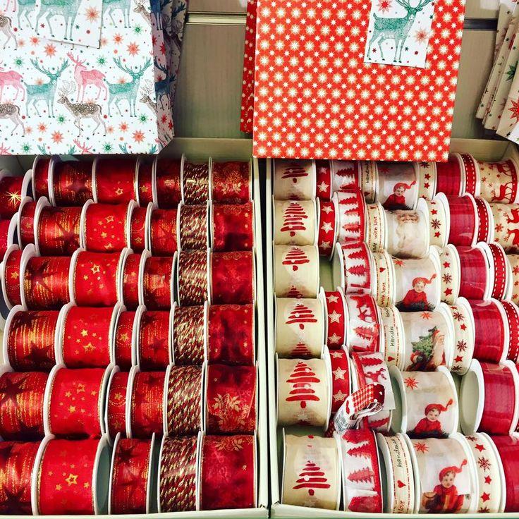 nastri natalizi in rocchetta #xmasintheair