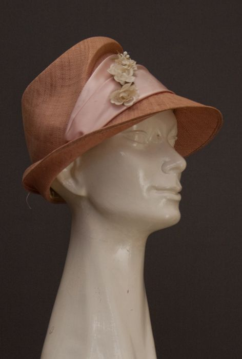 1950's hat from The Mabs Collection