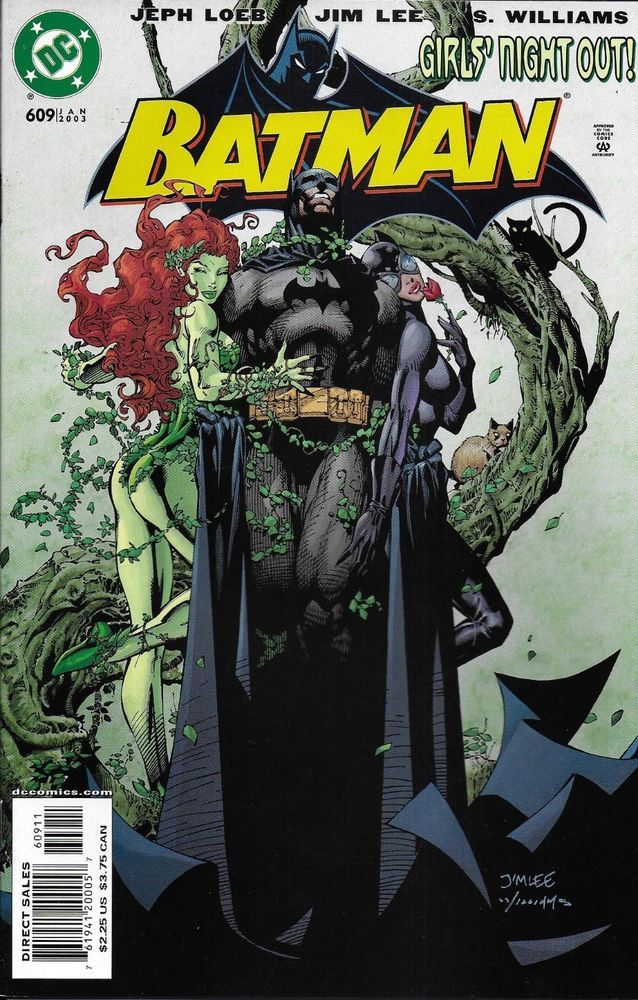 DC Batman comic issue 609