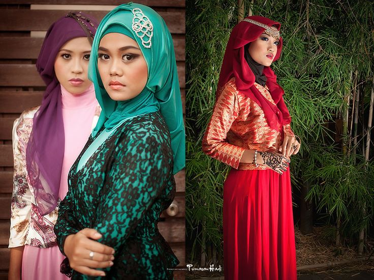 Beauty with Hijab
