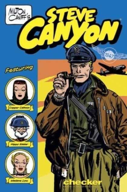 Bestselling Comics (2006) - Milton Caniff's Steve Canyon: 1947 (Steve Canyon Series) by Milton Caniff