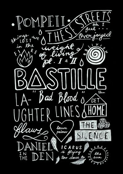 Bastille♡ What is your favorite song by them?? ~comment~