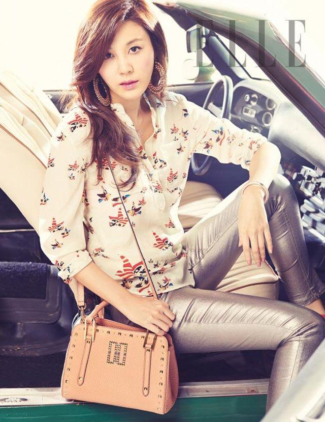 Kim Ha-neul // Elle Korea