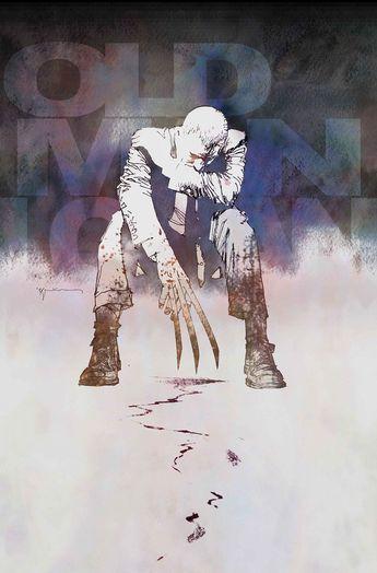 Old Man Logan by Bill Sienkiewicz *