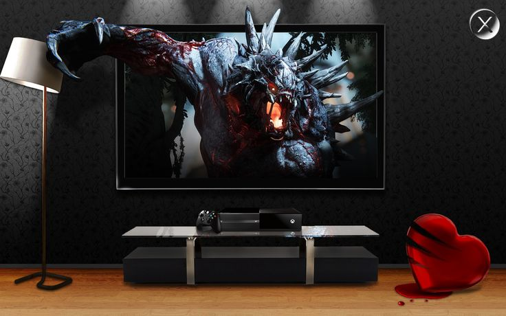 Evolve, Xbox, Valentine's day