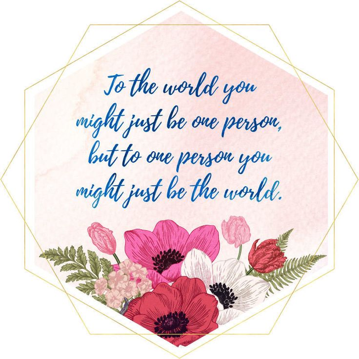 Words of Wisdom Wednesday: Mother's Day Edition   Best ...