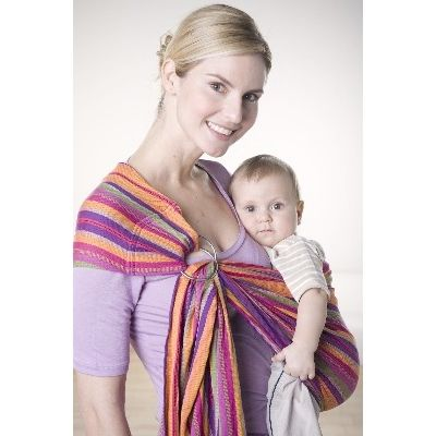 AZ 5060233 - Fascia porta beb� Ring Sling Lollipop Large 210 cm
