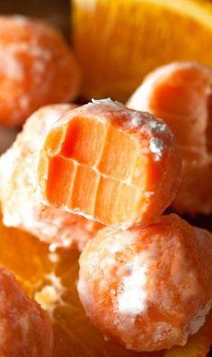 Orange Creamsicle Truffles - 12 Wondrous Homemade Truffles | GleamItUp