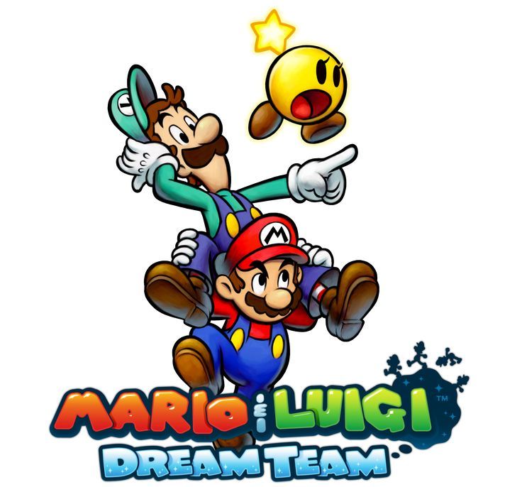 "Mario and Luigi: Dream Team by Legend-tony980.deviantart.com  New game to the ""Mario and Luigi"" games. Coming soon!"