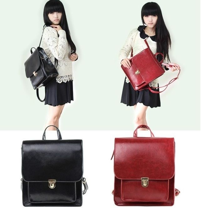 Leather Backpacks -in Casual Daypacks from Luggage ...