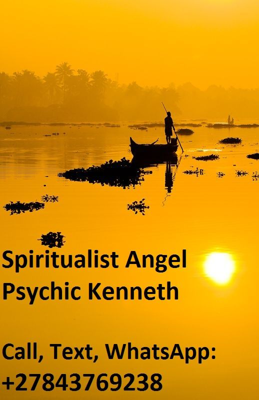 Spiritual Healer Kenneth, Call / WhatsApp: +27843769238
