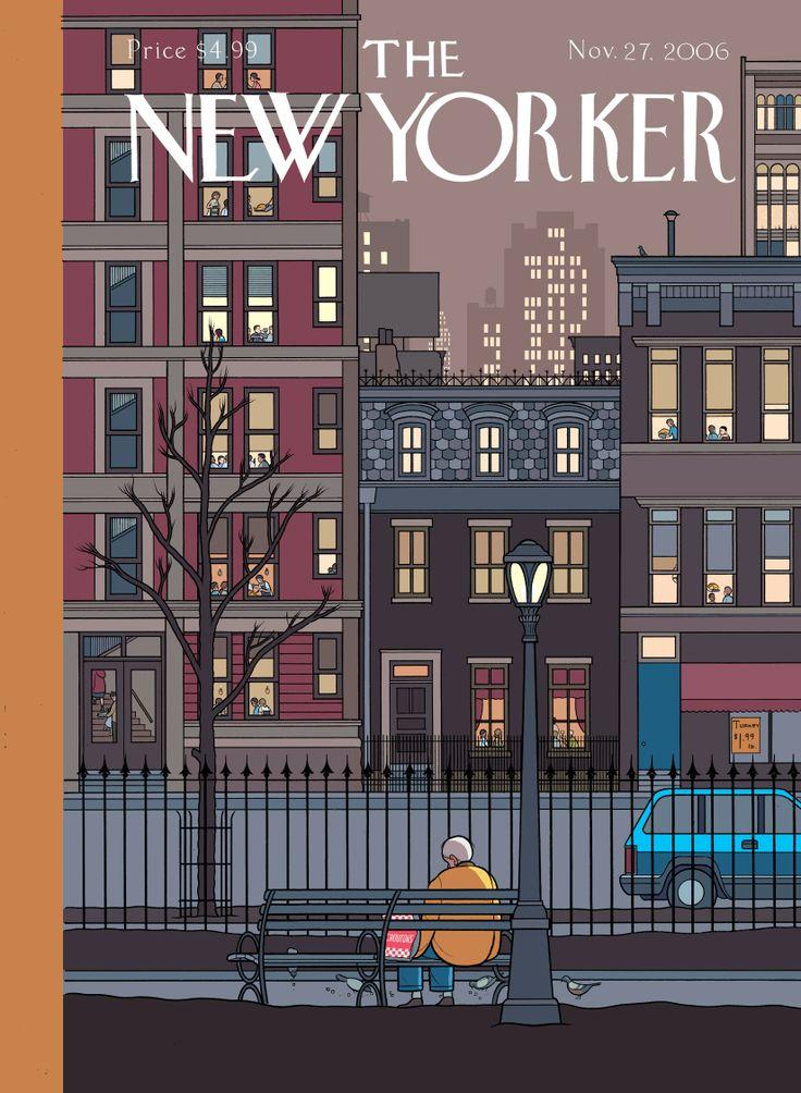 The New Yorker (27 November 2006)