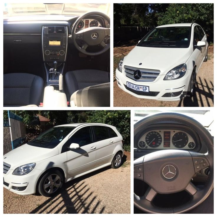 As New 2011 Mercedes-Benz B200 for only R 189 900 & 55 000km on the clock. This one is a beauty... Finance available at major banks & trade-ins welcome. Call Christo 064 534 7643 / 0126601097 or Basie Call or WhatsApp 012 660 1090 / 061 521 7122 basie@autocenturion.co.za