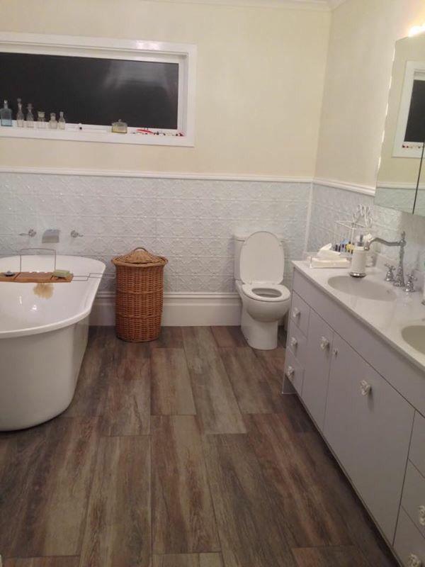 Used Metal Bathrooms : Metal personal pictures pressed wainscoting