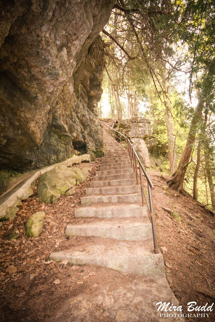 Elora Gorge Conservation Area, Elora Cataract Trailway, Hiking Trails Ontario