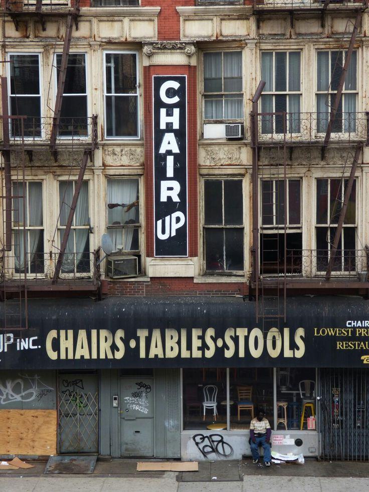 New York City, Low Chair, New York